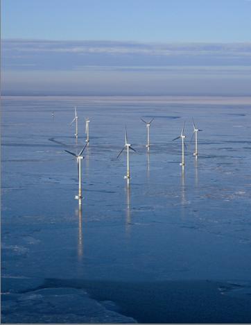 Figure 5.4 Utgrunden Offshore Wind Farm   Sweden